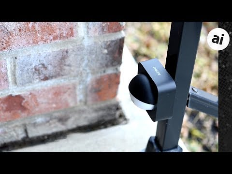 Review: Philips Hue Outdoor Sensor Is the First HomeKit Outside Motion Detector