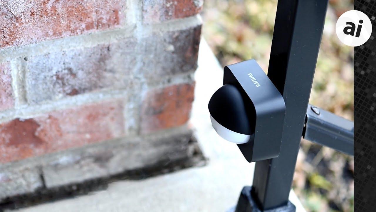 Review Philips Hue Outdoor Sensor Is The First Homekit