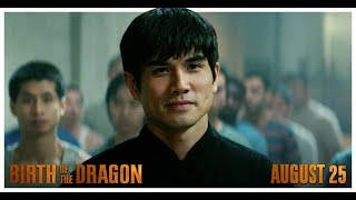 "BIRTH OF THE DRAGON - CLIP #2 ""ACCEPT YOUR CHALLENGE"""