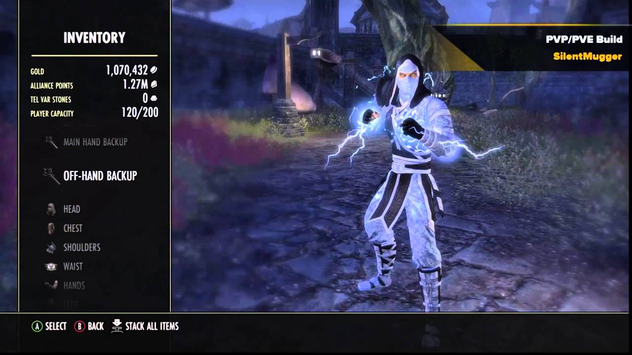 how to play eso sorcerer