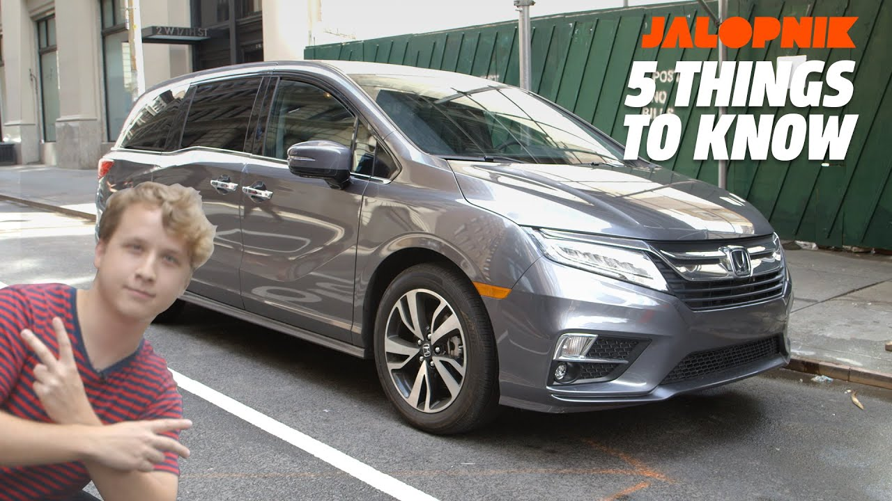 2019 Honda Odyssey A Healthier Way To Yell At Your Kids 5 Things Bentley Continental Fuse Box Know