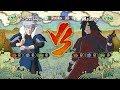 Naruto Shippuden: Ultimate Ninja Storm 3, The Second Hokage VS Madara Uchiha!