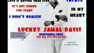 "LUCKEY JAMAL DAVIS ""It"
