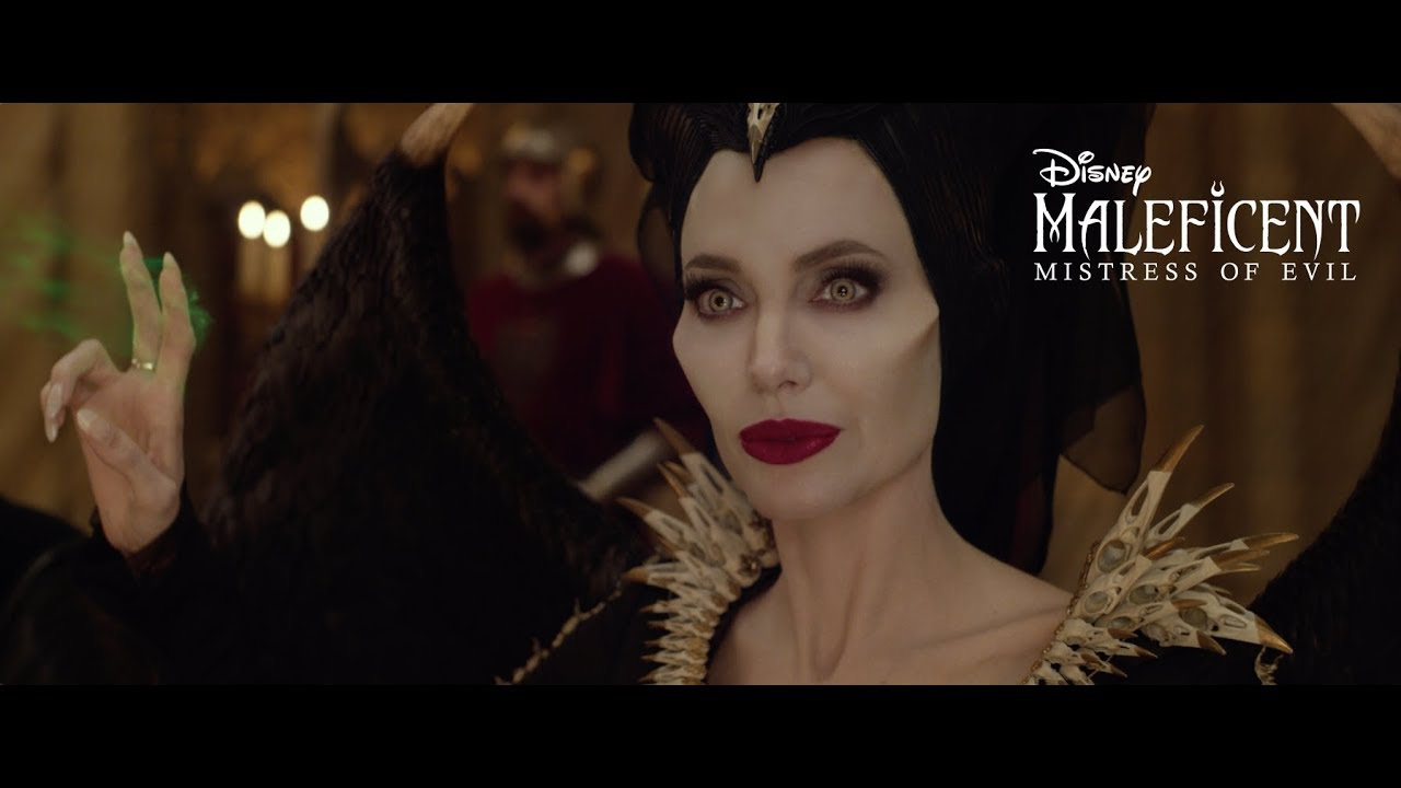 Disney S Maleficent Mistress Of Evil Something Evil Spot