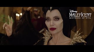"Disney's Maleficent: Mistress of Evil | ""Something Evil"" Spot"