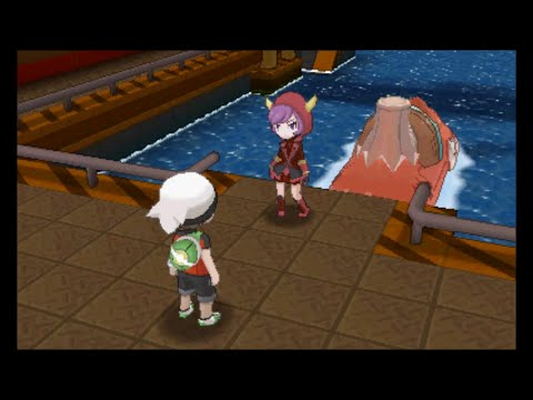 Pokemon Omega Ruby/Alpha Sapphire - Walkthrough Part 13 - Team Magma Hideout