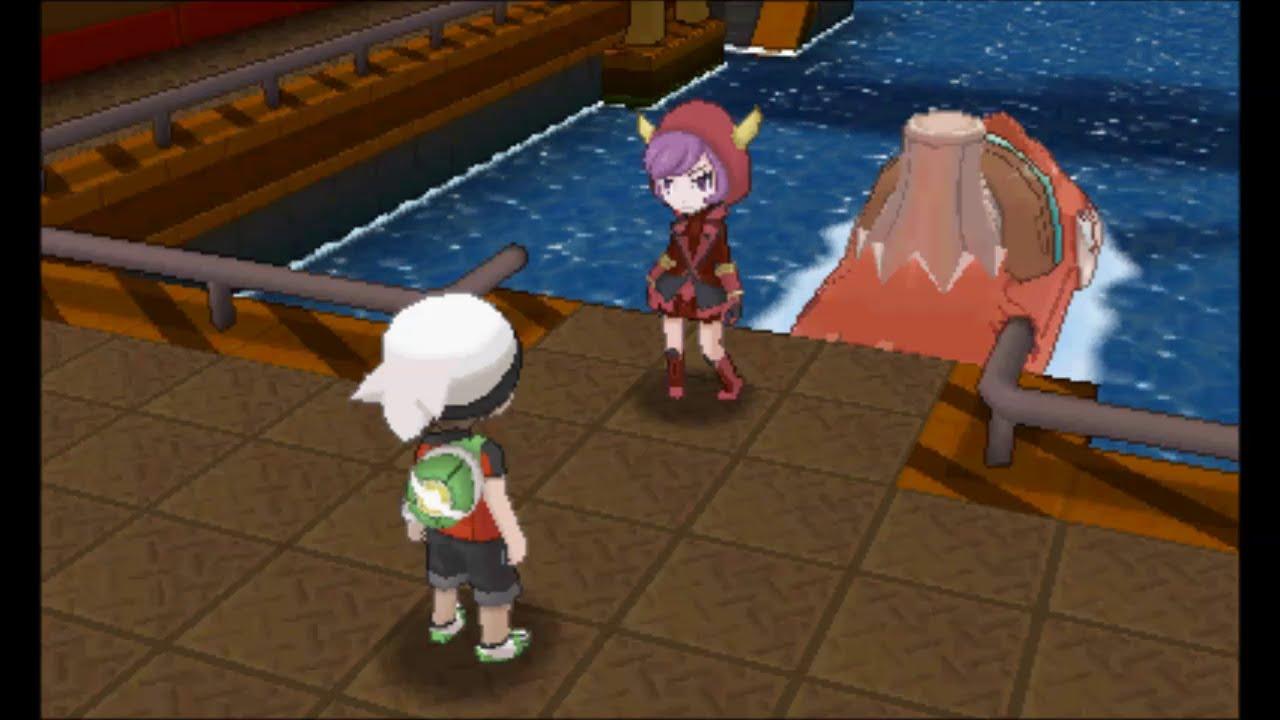 Pokemon Omega Ruby Alpha Sapphire Walkthrough Part 13