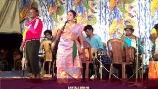 Sohray Song II Santali Song !!! Mrs Kalpana Hansda II Baha redo sohray redo aalom manaj jiwi juri..