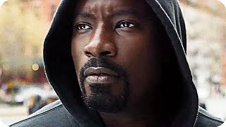 Marvel's LUKE CAGE Season 1 TRAILER 3 (2016) Netflix Series