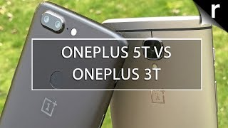 OnePlus 5T vs OnePlus 3T: One year, big difference
