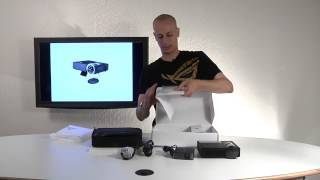 ASUS B1M Projector Overview
