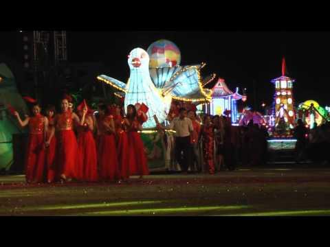 Mô hình Trung thu 2016 lễ hôi thành Tuyên