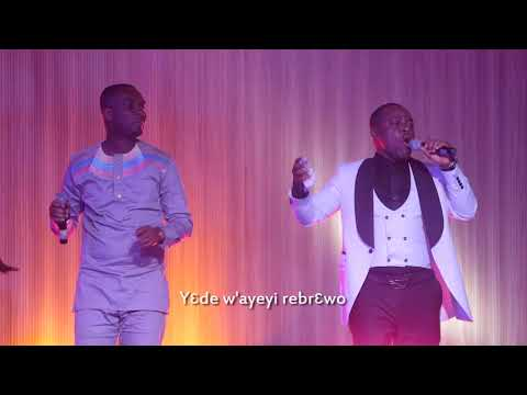 Nii Okai ft Joe Mettle - Praise Remix (live)