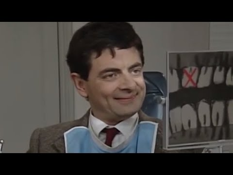 Bean's Mouthful | Funny Clips | Mr Bean Official