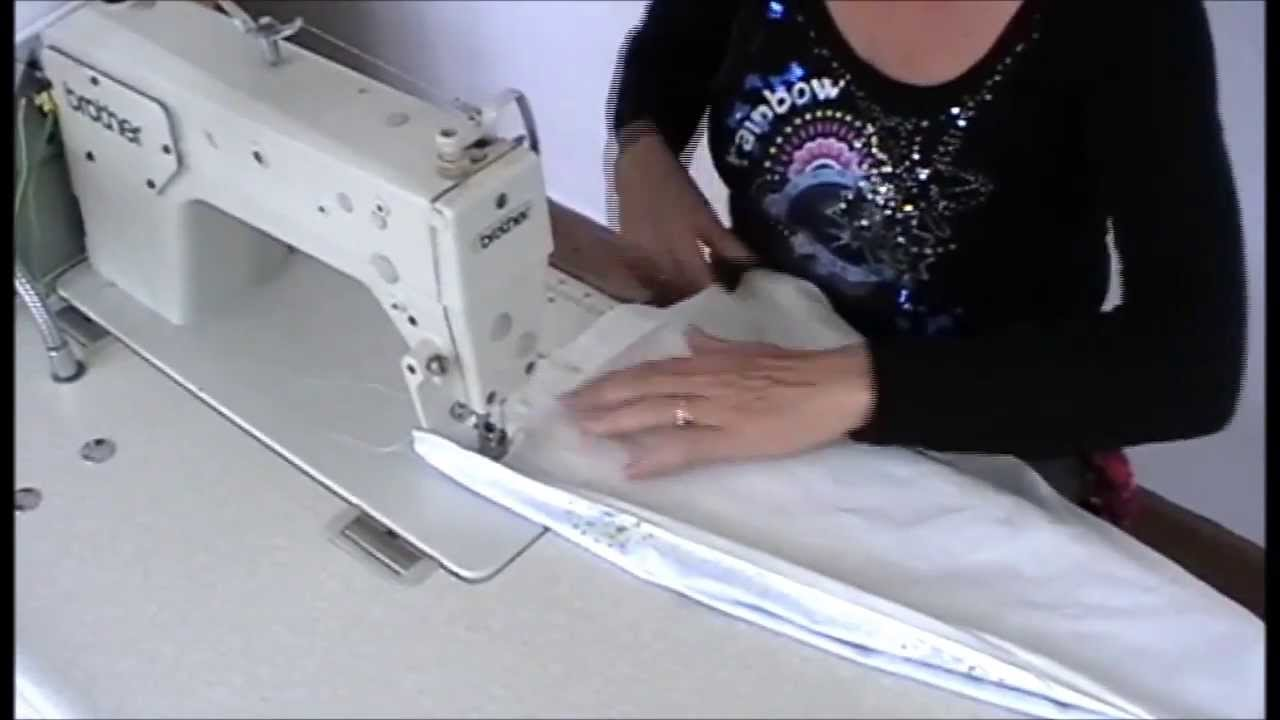How to make tab top curtains - How To Make Tab Top Curtains Youtube