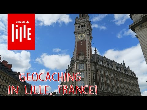 EXPLORING THE ADORABLE TOWN OF LILLE, FRANCE