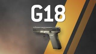 Glock 18 - Modern Warfare 2 Multiplayer Weapon Guide