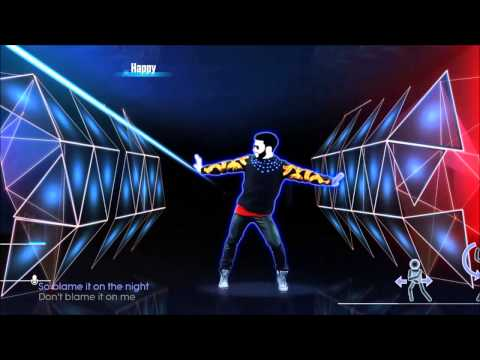 Just Dance 2016 DEMO Wii U - Calvin Harris-BLAME