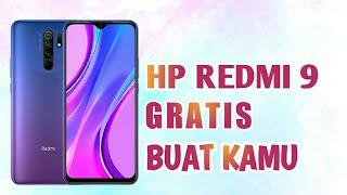 EVENT AKHIR TAHUN BAGI BAGI HP REDMI GRATIS ! CARA MENDAPATKAN HP GRATIS 2020