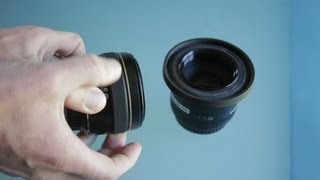Canon 50mm 1.4 USM vs Canon 1.8 II Lens Review