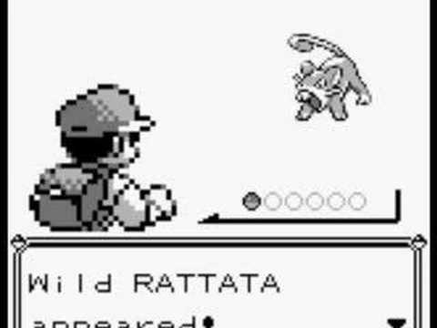 5 Most Frustrating Moments in Pokémon Games wild pokemon appears Rattata