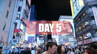 vlog 5 day 5 in osaka japan shopping at namba and dotonbori   aulie secerio