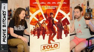 Solo A Star Wars Story Movie Review MovieBitches Ep 193