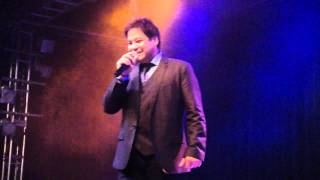 "martin nievera with "" be my lady """
