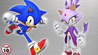 Top 10 Fastest Characters In Sonic