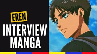 Eren - Interview Manga : Mikasa ça match ? Jul ou PNL ?