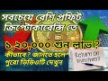 World's BEST Performing Asset CRYPTOCURRENCY, High Return of Investment in Bangla, /#Bitcoin #Crypto
