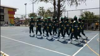 PENAMPILAN PASKIBRA SMK N 4 SEMARANG #LGMP4_MENWA_UPGRIS