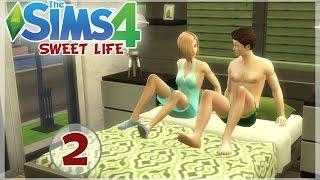 The Sims 4-Сладкая жизнь|#2 Малыш в пути