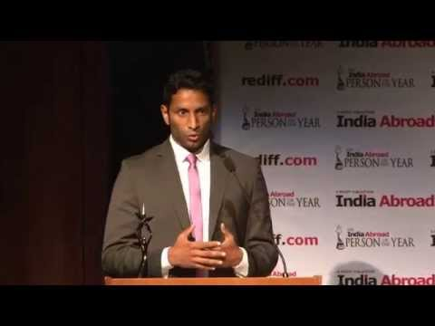 The India Abroad Doctor of the Year Award 2014: Pranav Shetty