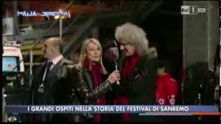 Baixar 2014-02-17 La Vita in Diretta (Queen Sanremo 84 e Brian May Sanremo 2012)