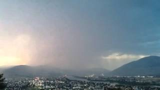 Thunder & Lightning Storm - August 2, 2014 Thumbnail