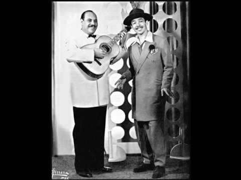 Tin-Tán y su carnal Marcelo - Échale un 5 al piano