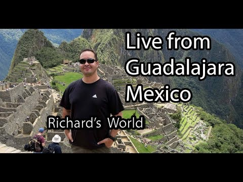 🔴 Live Stream TODAY from Guadalajara Mexico - 9PM New York Time