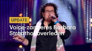 Voice of Holland-zangeres Barbara Straathof (41) overleden
