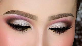 Download Video Easy Glam Cut Crease Makeup Tutorial | ARI IZAM MP3 3GP MP4