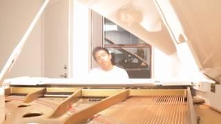 We Found Love (Rihanna) HAPPY VERSION REMIX piano cover by Alex Le HD+FREE MP3