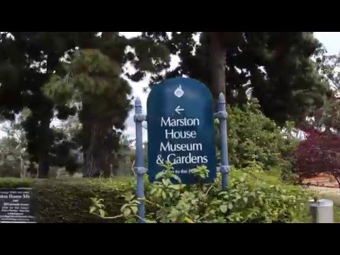 Bankers Hill, San Diego #6 - Marston House & Garden