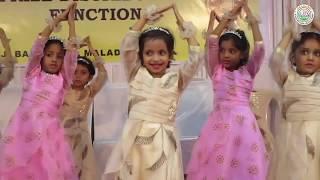 TAN TAN TAN GHANTI BAJI Annual Day 2018-19 Alfalah Primary & High School Malad East Mumbai