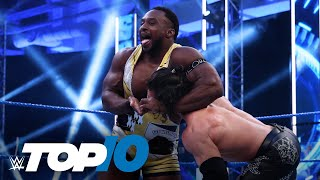 Top 10 Friday Night SmackDown moments: WWE Top 10, Aug. 15, 2020