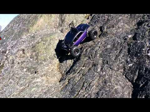 bilinvic Wroncho Bug - Near vertical rock Climb!