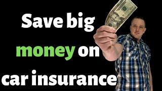 Cheapest car insurance 2020 || tips and tricks to saving!