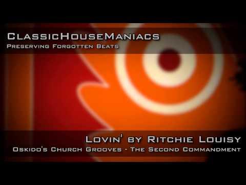 Ritchie Louisy - Lovin'