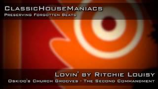 Ritchie Louisy - Lovin