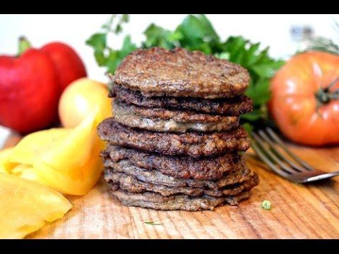 Оладьи из печени|Печеночные оладьи
