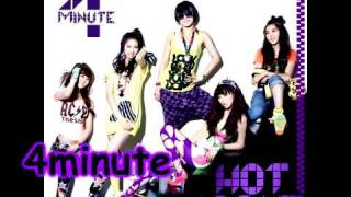 4Minute - Hot Issue w/ DOWNLOAD LINK